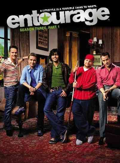 ENTOURAGE:SEASON 3 PART 1 BY ENTOURAGE (DVD)